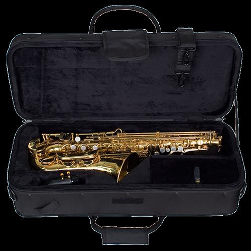 Protec PB-304 Rechteck-Koffer Altsaxophon