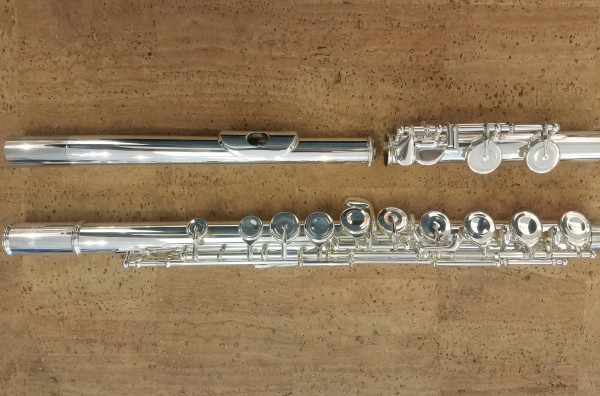 Pearl PF-525E Flöte