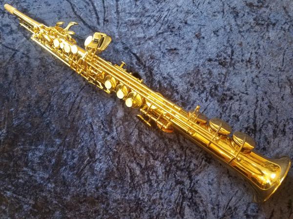 Jupiter JSS-547 Sopransaxophon, Ausstellungsstück