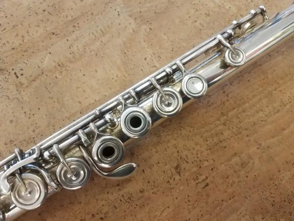 Altus 907ER Flöte, gebraucht