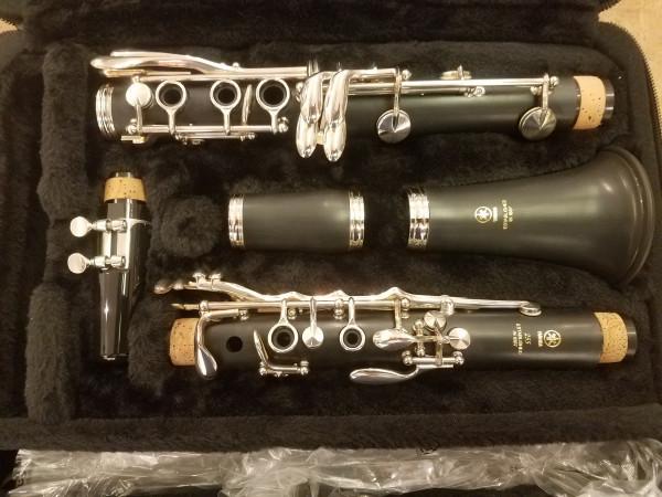 Yamaha YCL-255 S Klarinette