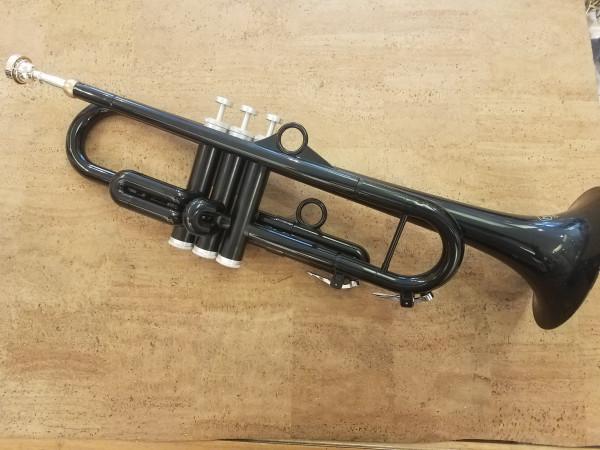 """p-Trumpet """"hy-Tech"""" Black B-Trompete"""