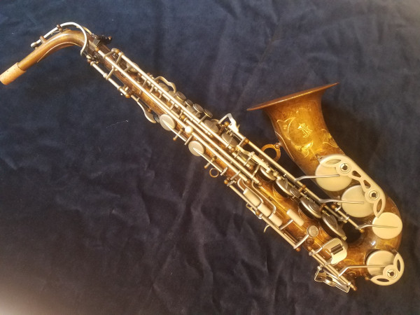 Julius Keilwerth SX90R Vintage Alto Sax