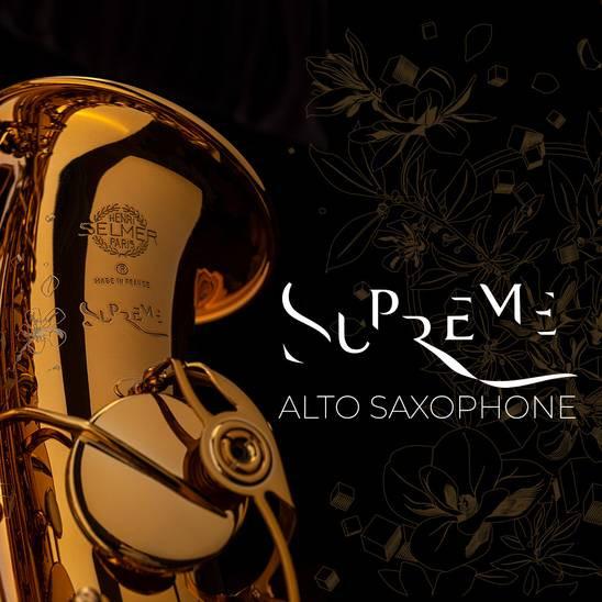 Selmer Alto Supreme