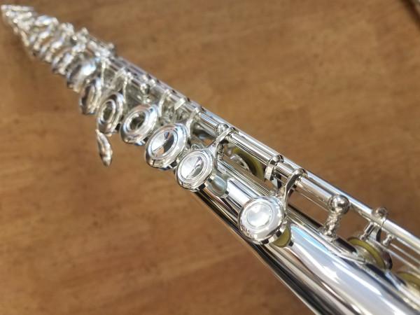 Yamaha YFL-271 Flöte mit Ringklappen