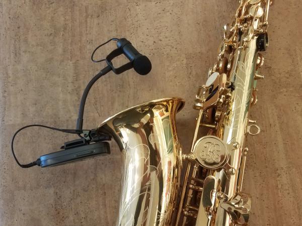 Galaxy Audio GT-INST-3 Funkmikrofonsystem