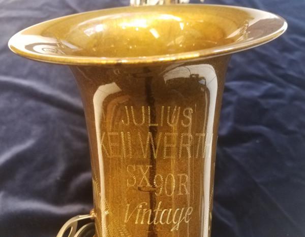 Julius Keilwerth SX90R Vintage Tenor Sax